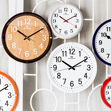 BASIC WALL CLOCKS