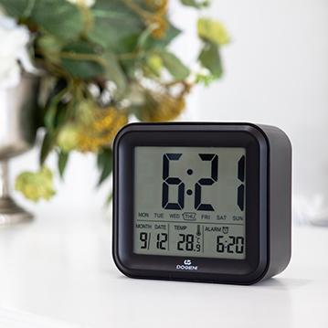 LCD CLOCKS